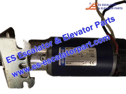 Elevator Motor 9316325044 for Kone Elevator