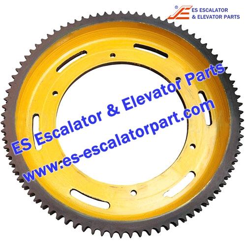 Escalator Parts KM5252137H02 DRIVE SPROCKET