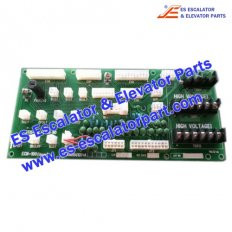 Escalator Parts ASG00C137*A PCB