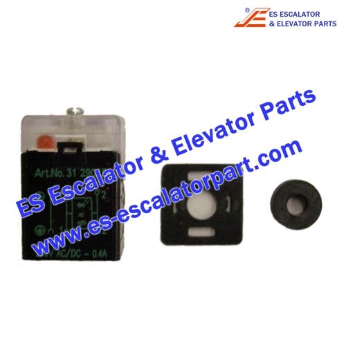 Escalator Part KM273198 Switch and Board