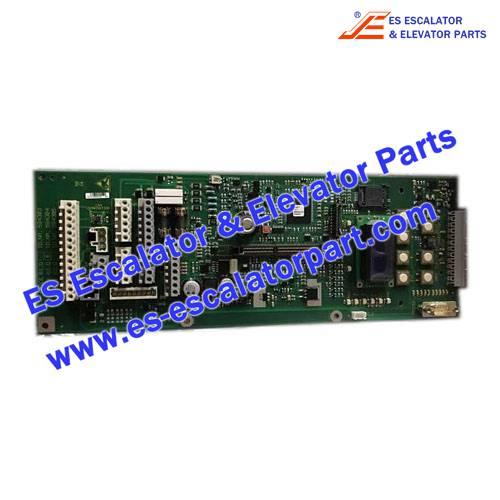 Schindler Elevator Parts 594303 PCB