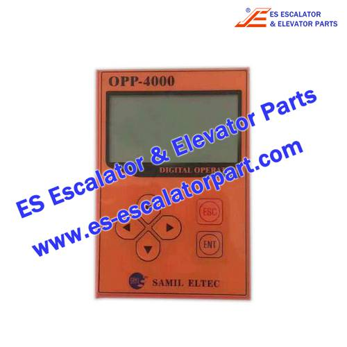 ESLG/SIGMA Elevator Parts OPP 4000 Service Tool