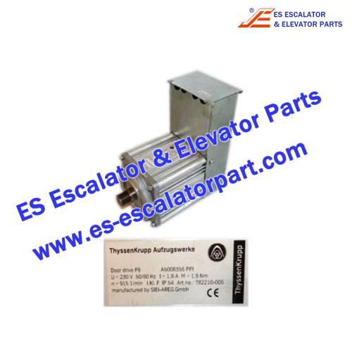 Thyssenkrupp Escaltor Parts A0710089 PI Door Drive F9