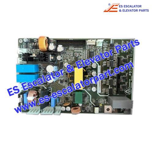 Thyssenkrupp Elevator Parts PDI_15M1 V2.0 PCB