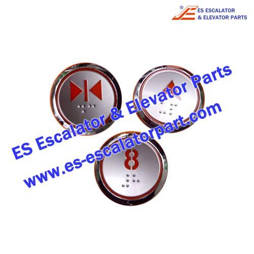 ESHYUNDAI Elevator Parts NBDZ Button