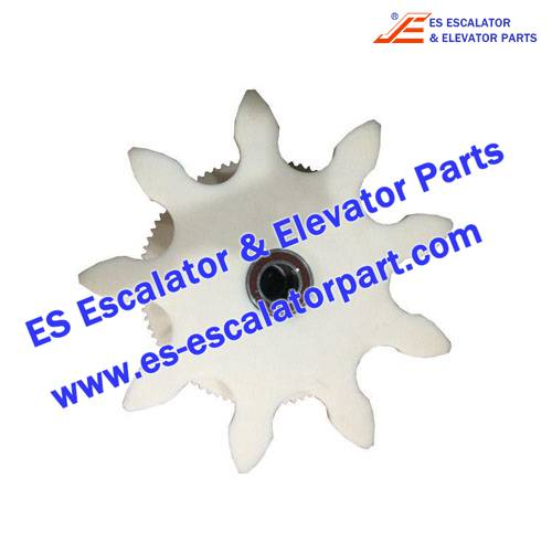 OTIS Escalator Parts GO2215AB53 Handrail drive Wheel