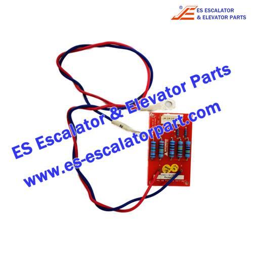 Elevator PCB E157925