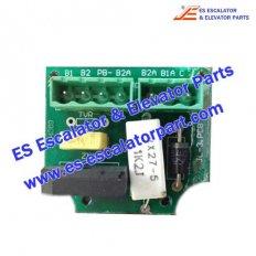 Escalator JL-3 PCB