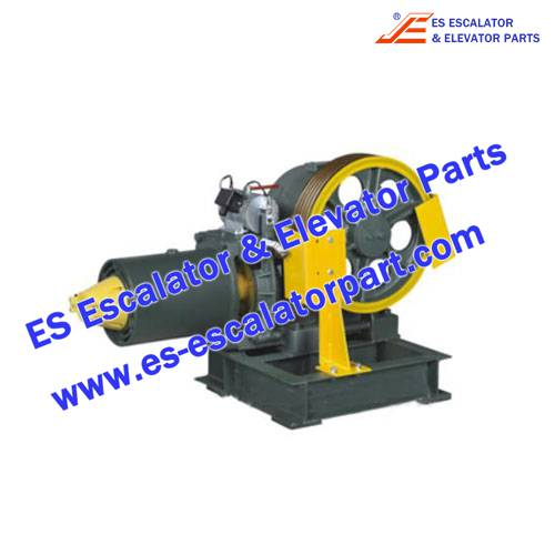 Elevator Parts FYJ160 Toothed traction machine