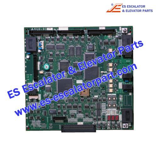 Mitsubishi Elevator Parts KCD-912B PCB