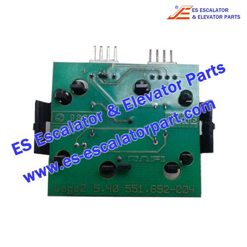 KONE Elevator Parts KL005 PCB