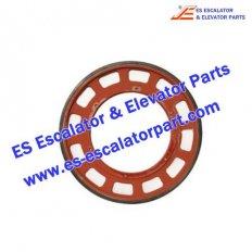 Escalator Parts Friction Wheel
