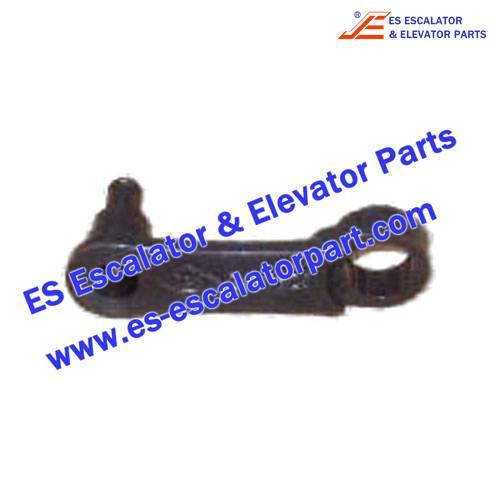 KONE Escalator Parts DEE2467623 SHACKLE RTV-POM-NATUR