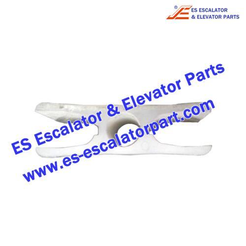 Schindler Elevator Parts 59355813 DOOR PANEL GUIDE SHOE