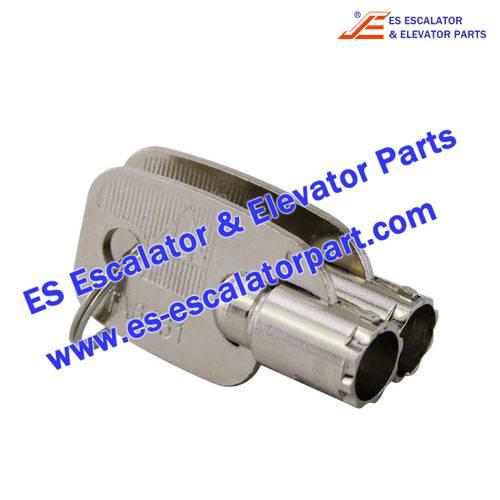 Mitsubishi Elevator Parts TA6461 Key Switch