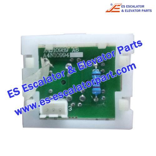 ESSchindler Elevator Parts A4N10994 Button