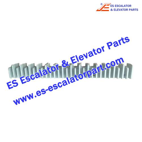 OTIS Escalator DBA455NNN4 Insert for step plastic