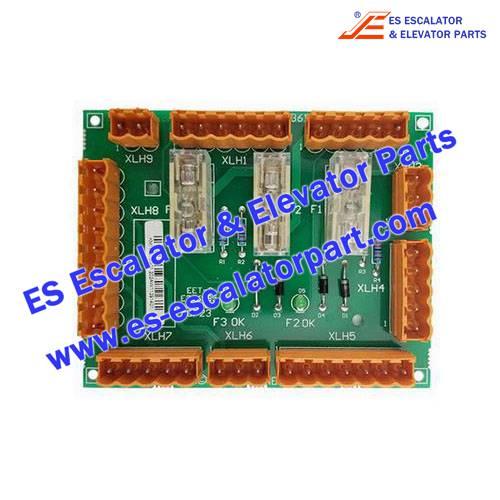 KONE Elevator Parts KM763610G01 PCB