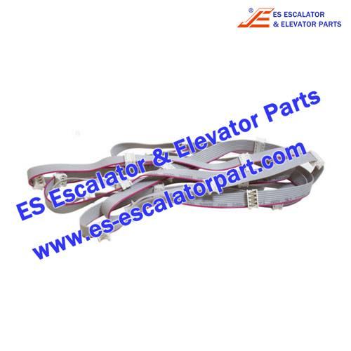 KONE Elevator Parts KM772816G05 CABLE F2KMUL COP