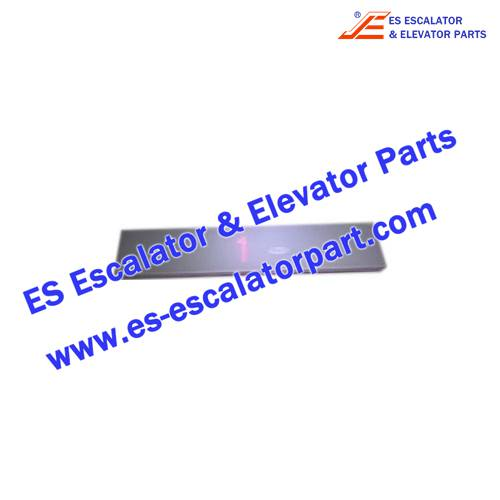 Schindler Elevator Parts HALL POSITION INDICATOR