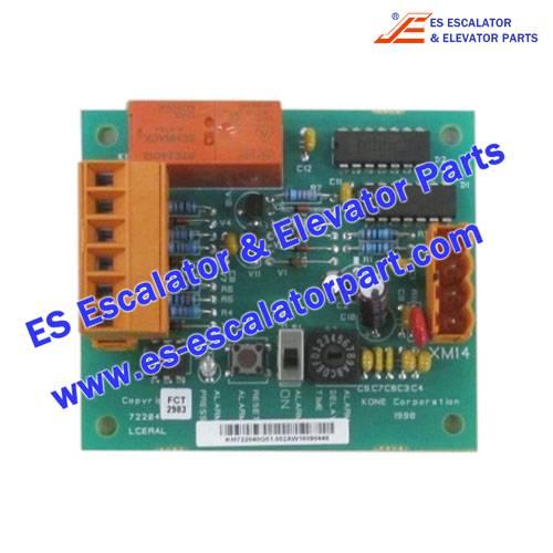 KONE Elevator Parts KM722040G01 Indicator Circuit Board PCB