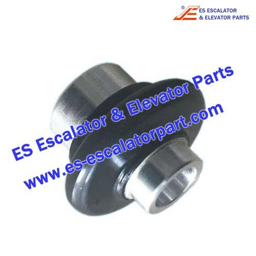 KONE Elevator Parts KM650808G01 friction wheel