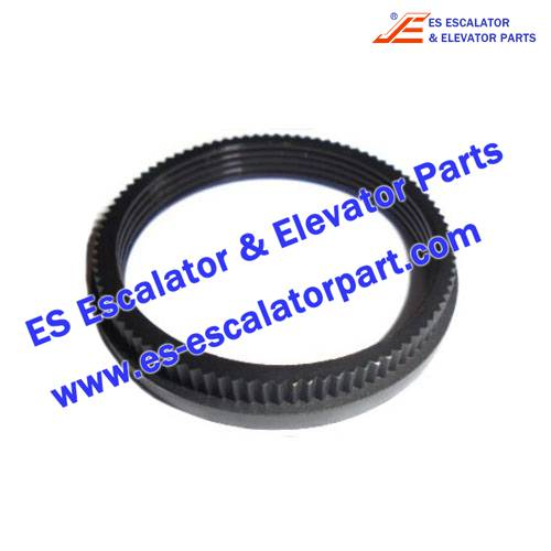KONE Elevator Parts KM772808H01 RING BUTTON FIXING