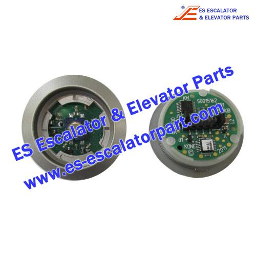 KONE Elevator Parts KM804343G02 BUTTON BASE
