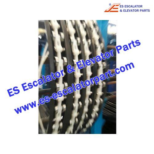 OTIS Escalator Parts DAA402NA Newell roller
