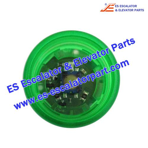 KONE Elevator Parts KM804343G13 BUTTON BASE