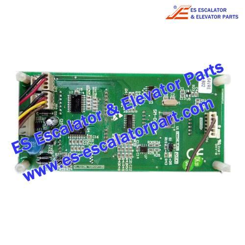 OTIS Elevator Parts SM-04-VRE PCB