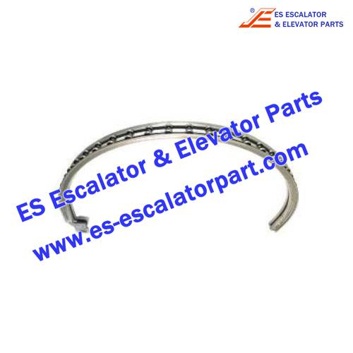 Escalator Parts 1737525502 Handrail Guide