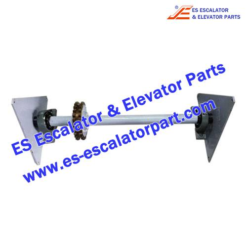 ESThyssenkrupp Escalator 1150003974 Handrail drive shaft