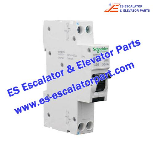Schneider Elevator A9D91620 Switch