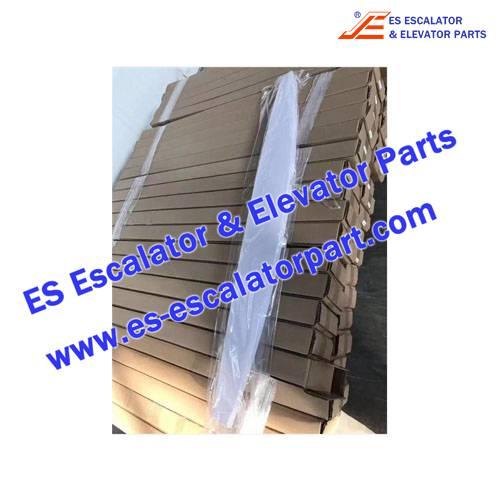 ESSchindler Elevator 59316991 Lamp Cover MED w. Corner BK1200 HKK35