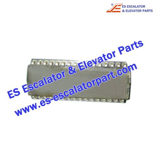 KONE Elevator EPROM D7 Software LCECPU40