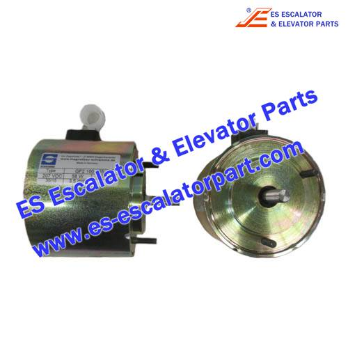 Escalator Part KM5070940H01 Escalator Brake Magnet