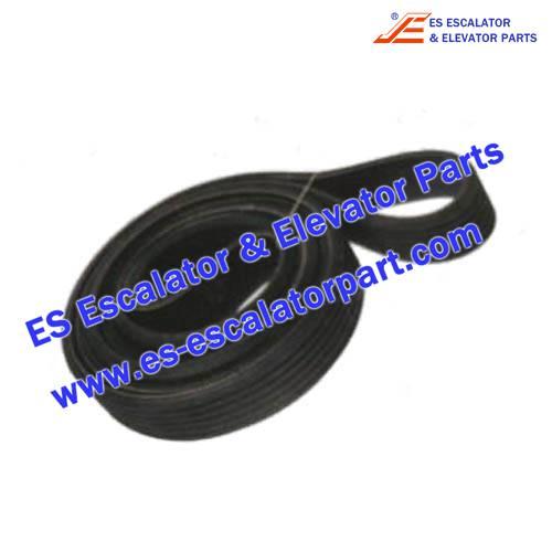ESOTIS Escalator POV717AAA1 Pressure Belt