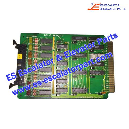 HYUNDAI Elevator KS74AHTC563N-4A PCB
