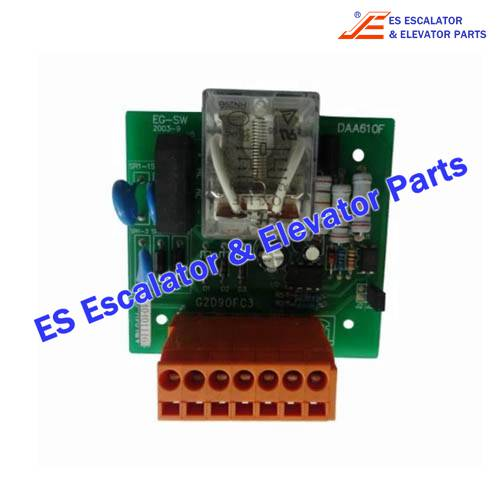OTIS Escalator G2D90FC2 PCB
