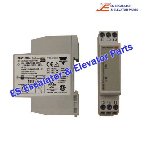 Escalator KM987958 Relay