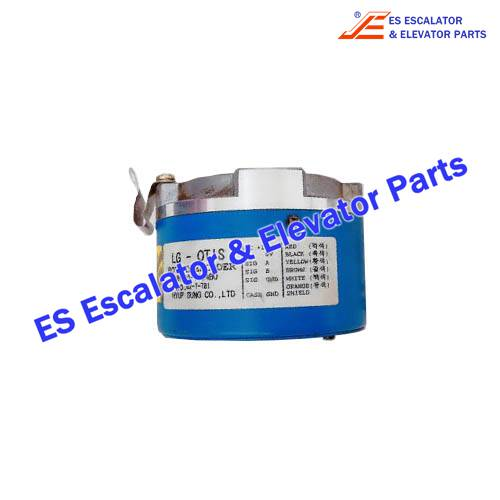 Escalator MH100-1024 Encoder