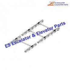 Escalator DAA26150A6 Step Chain