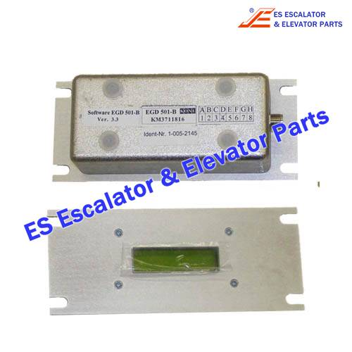 Escalator Parts KM3711816 DISPLAY