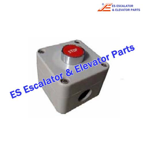 Thyssenkrupp Escalator 8609000127 Stop button Assembly
