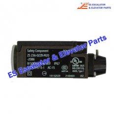 Escalator DEE2292062 Limit Switch