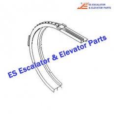 Escalator DEE4041190 Bowed Section