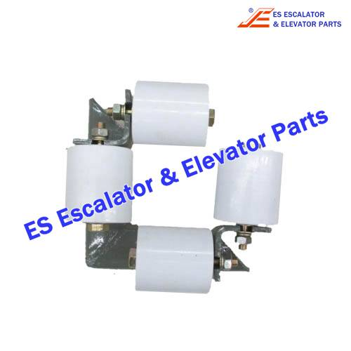 KONE Escalator KM653659G01 ROLLER GUIDE