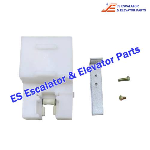 Escalator KM86375G16 lubricator guide rail
