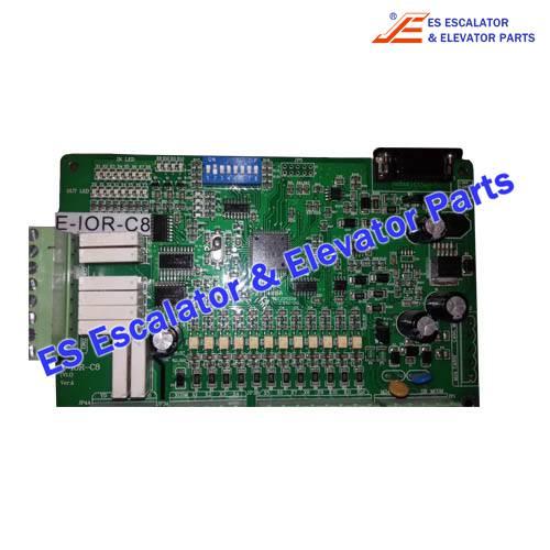 Escalator E-IOR-C8 (V 1.05) Ver. C PCB